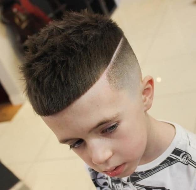 10 Fade Haircuts That\u0027ll Make Your Little Boy Look Cool