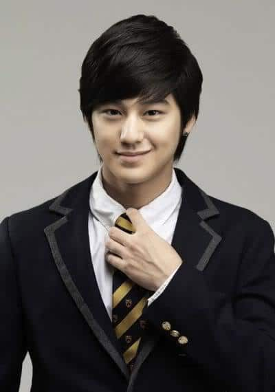 Kim Bum Asian bangs hairstyles