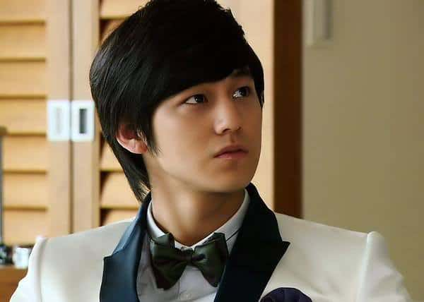 Kim Bum Straight Shag Hairstyles