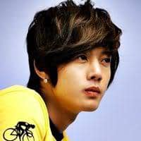 Kim Hyun Joong Hairstyles Cool Korean Guys Hairstyles