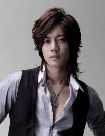 Kim Hyun Joong Hairstyles See More Korean