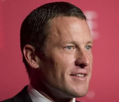 Lance Armstrong short formal hairstyle for men