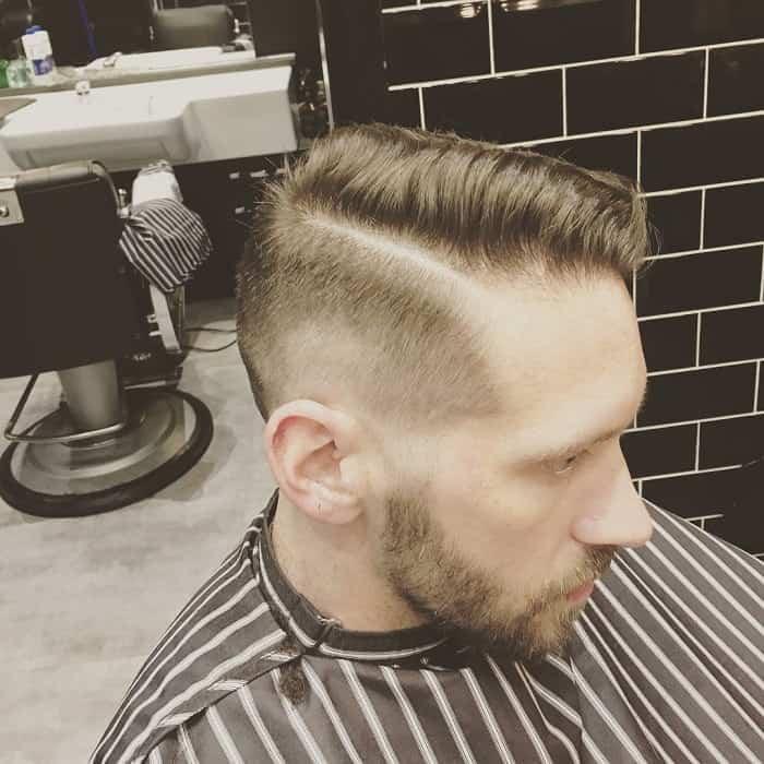 Latino Haircuts with Hard Part