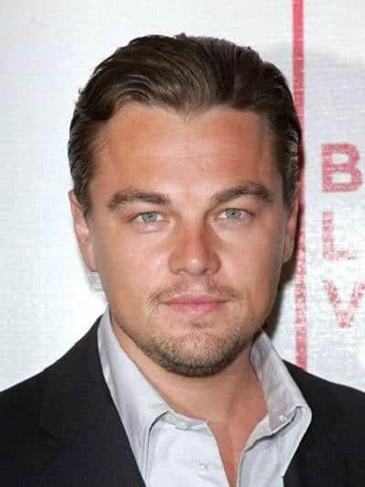Leonardo DiCaprio Hairstyles.