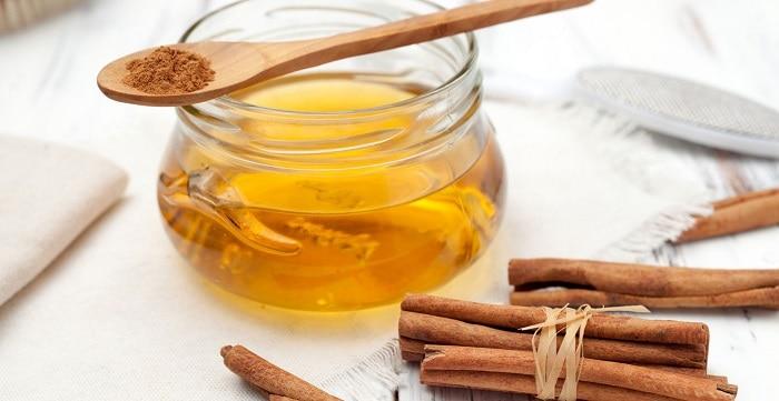 honey and cinnamon for lightening hair
