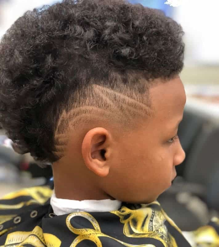 The Best Mohawk Haircuts For Little Black Boys May 2020