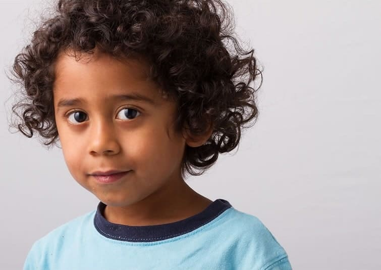 Top 10 Curly Hairstyles For Little Black Boys January 2020