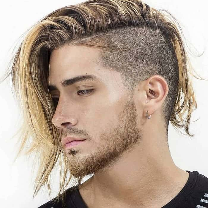 Top 10 Long Blonde Hairstyles For Guys 2020 Cool Men S Hair