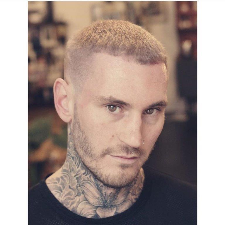 best long buzz cut hairstyles