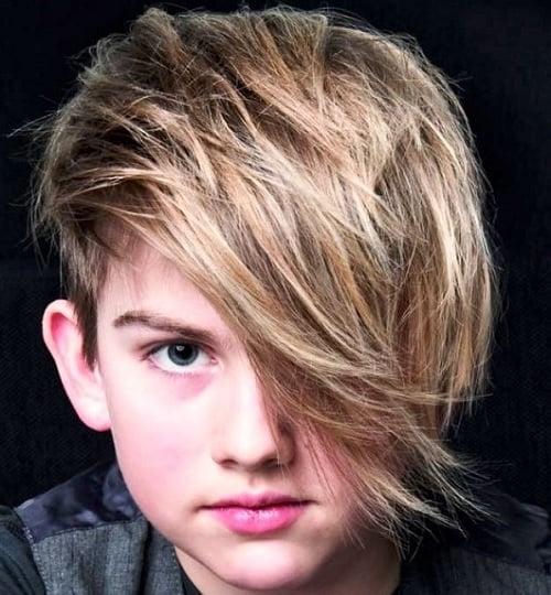 13 year old boy haircuts