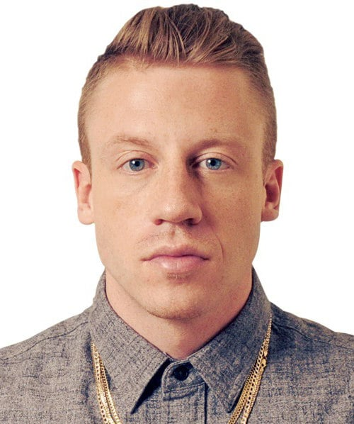 How To Do Macklemore Ben Haggerty Undercut Hairstyle