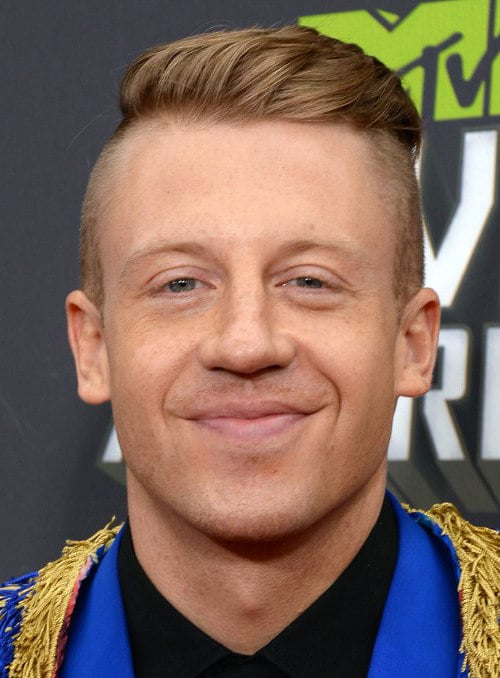Awesome How To Do Macklemore Ben Haggerty Undercut Hairstyle Cool Short Hairstyles For Black Women Fulllsitofus