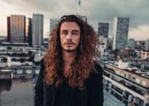 21 Attractive Male Models With Long Hair