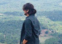 ponytail for men