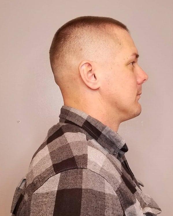 Marine Fade Haircut