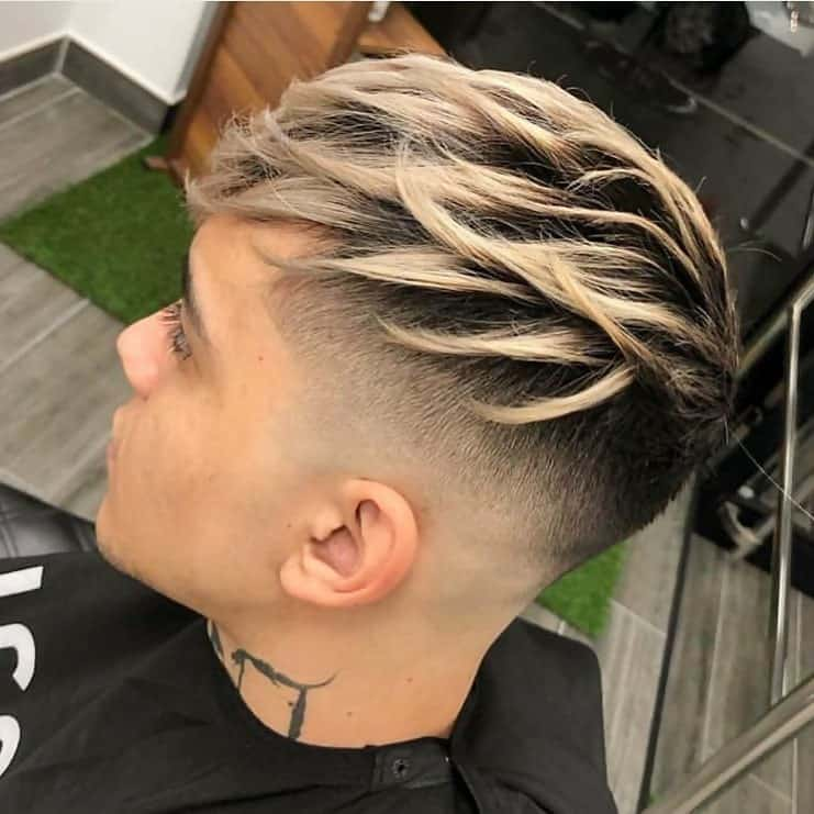 35 Handsome Hairstyles For Men With Medium Hair Cool Men S Hair
