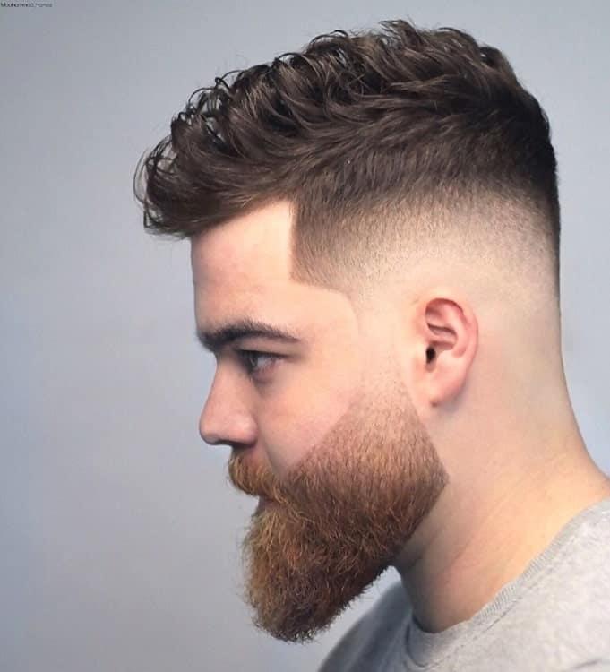 Medium Length Haircuts For Men Curly Hair 66