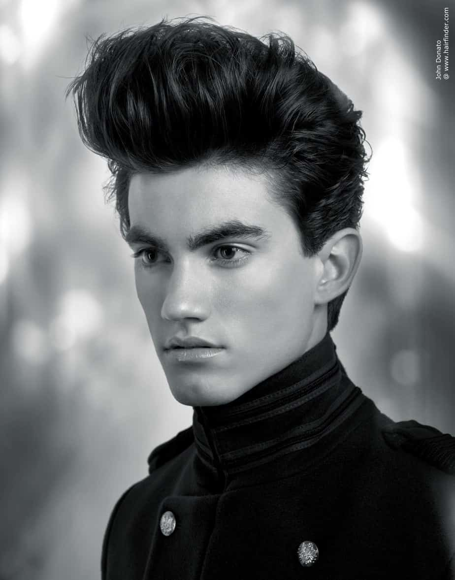 1950s Men's Greaser Hairstyles: Top 10 Styles to Try ...