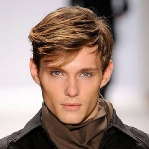 Men S Bangs Hairstyle Different Types Top 10 Styles Cool Men S Hair
