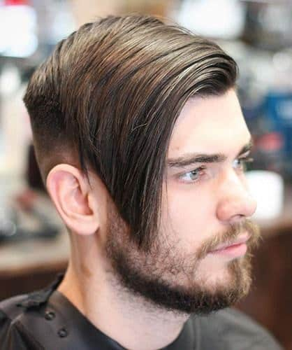 Men\'s Bangs Hairstyle: Different Types & Top 10 Styles – Cool Men\'s Hair