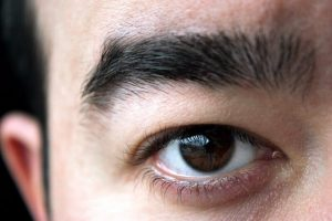 how to get thick eyebrow men