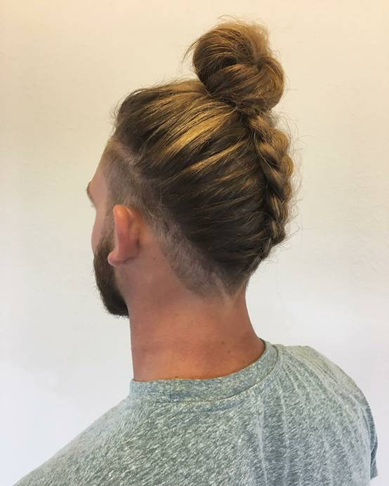 Inverted Single Braid