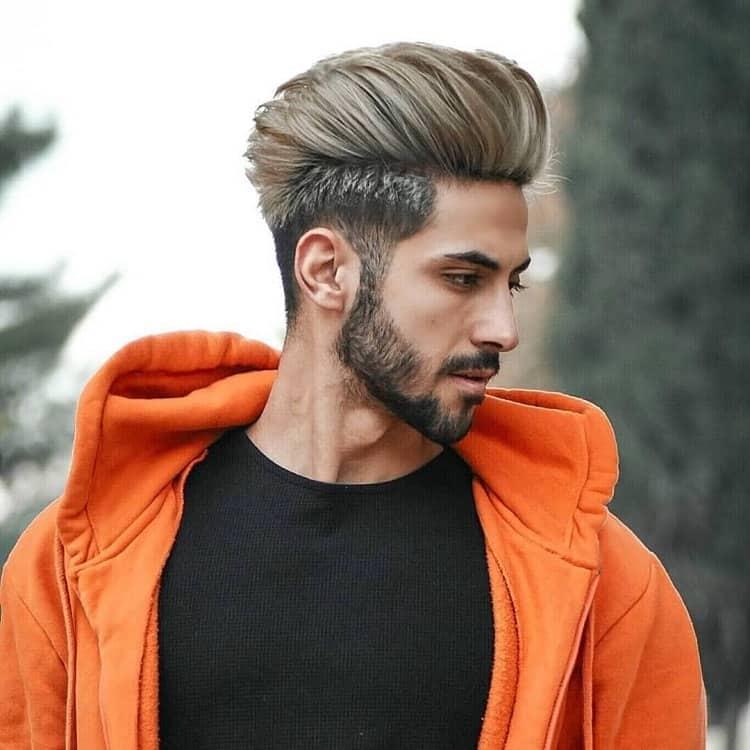 hair types for men