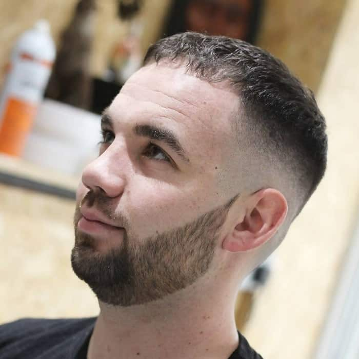 men's thin hairstyles over 40