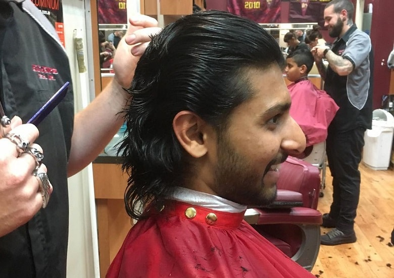How to Style Mexican Mullet
