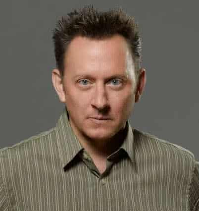 Image of Michael Emerson spikey hairstyle.