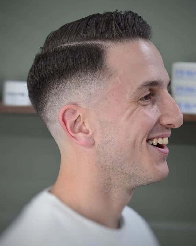 mid drop fade hairstyles