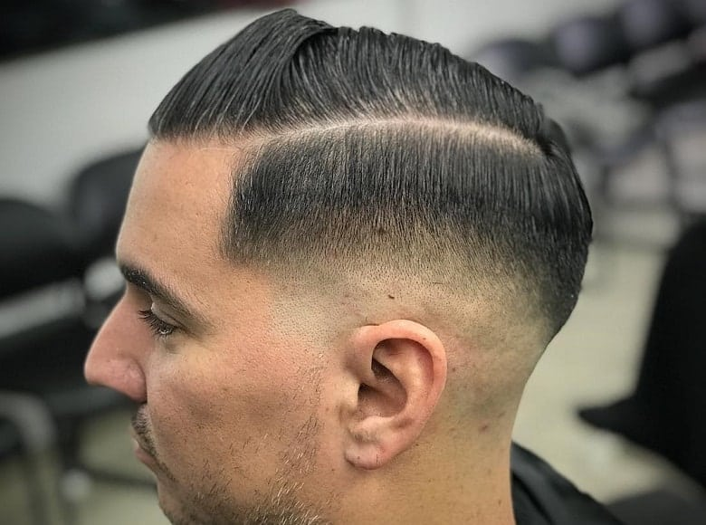 Tips to Get Perfect Mid Fade Comb Over