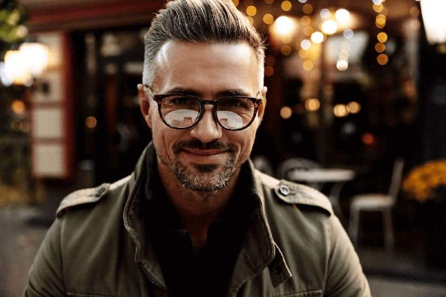 11 Handsome Hairstyles For Middle Aged Men 2019 Cool