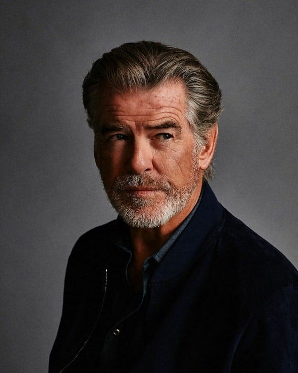 Medium Hairstyles For Middle Aged Men