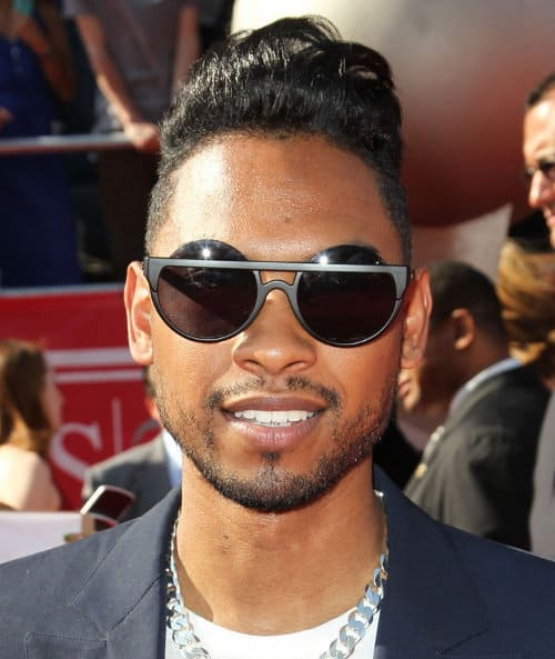 Photo of Miguel hairstyle.