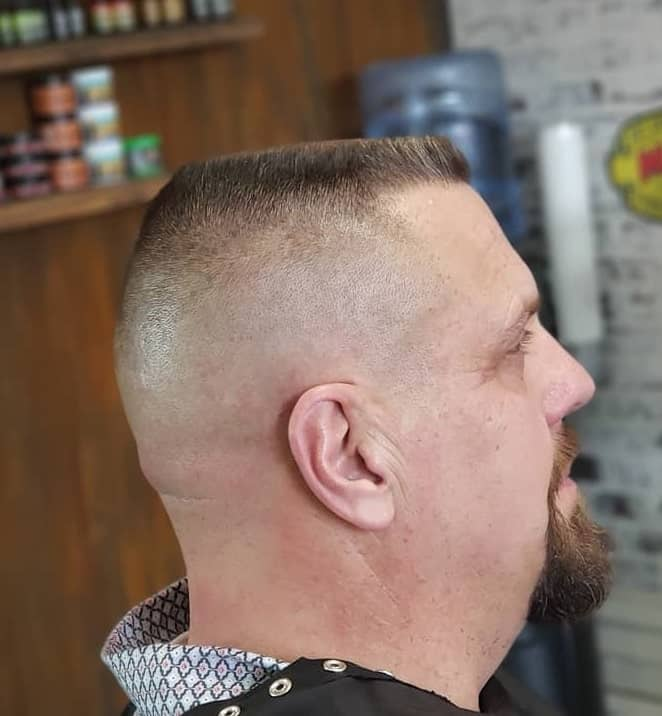 20 Dynamic Military Haircuts For Men Are Right Here Cool Men S Hair