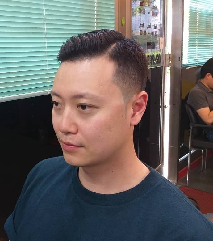 male military hairstyles