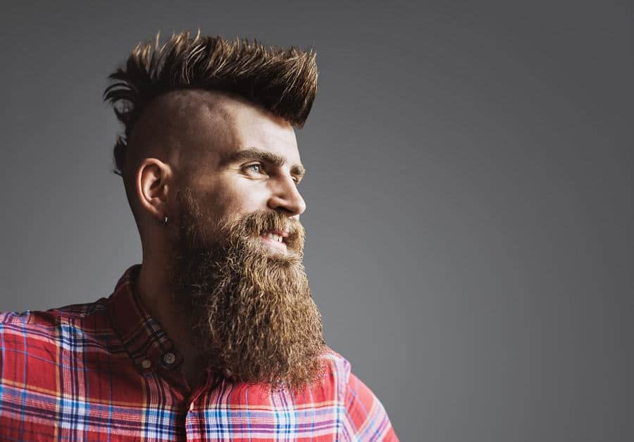 Men S Mohawk 101 How To Maintain Style Like A Pro
