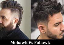 mohawk vs fohawk