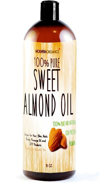 molivera-almond-oil for hair care
