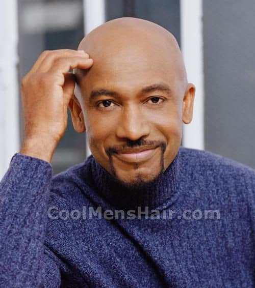 Montel Williams picture.