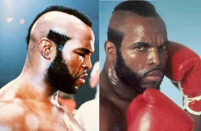 Mr T Frohawk Hairstyle Cool Men S Hair