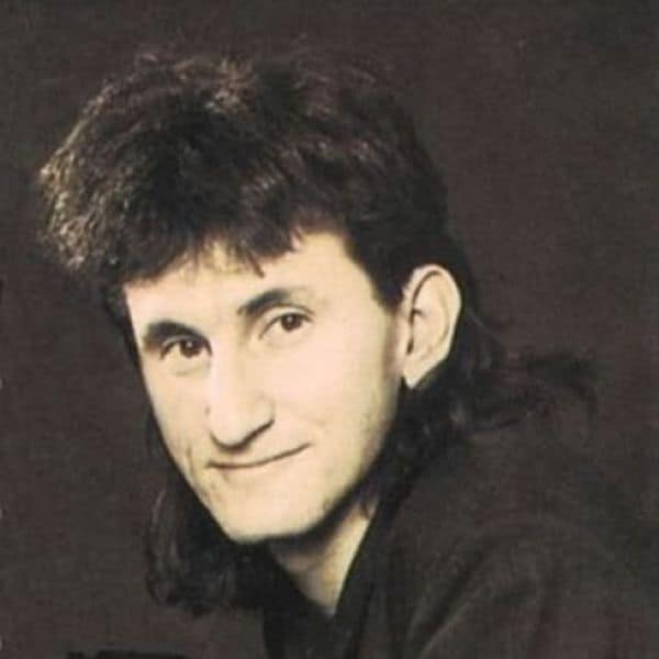 Classic Mullet hairstyle