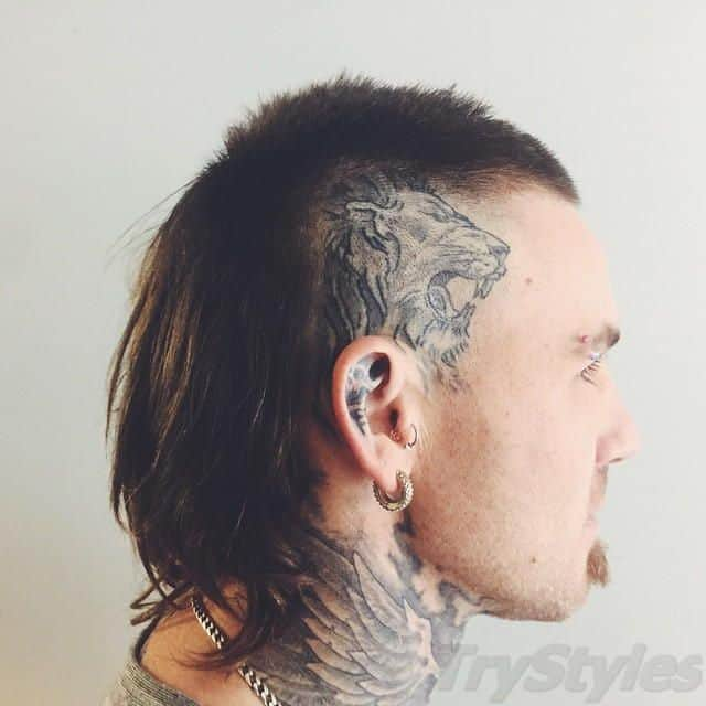 How to Grow Mullet Hairstyles - Popular Types & 15 Trendy ...
