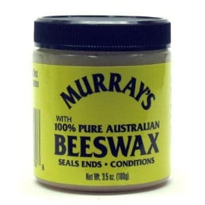 Image of Murray's Natural Beeswax for hair