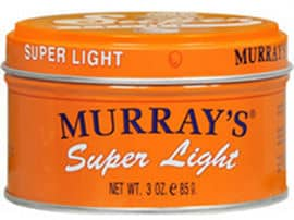Image of Murray's Super Light Pomade, 3 oz.