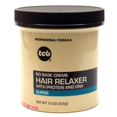 TCB Hair Relaxer, Super Jar