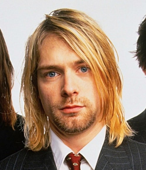 Kurt Cobain Hairstyle Cool Men S Hair
