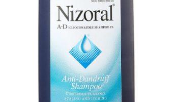 Bye Bye Dandruff with Nizoral Anti-Dandruff Shampoo