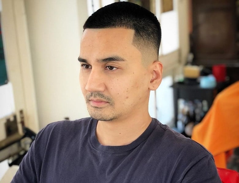 Number 4 Buzz Cut 3 Examples To Understand The Length